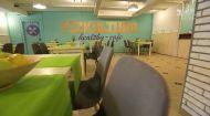 До та після. Ресторан Каруна у Тернополі. На ножах
