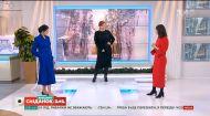 Соня Забуга розповіла, з чим носити сукні взимку