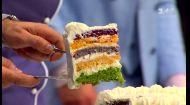 «Веселкові» торти. Король десертів. 1 сезон 3 випуск