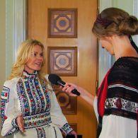 Депутат Татьяна Донец рассказала, как совмещает работу и уход за 3-месячной дочкой
