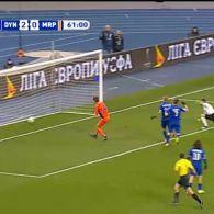 Динамо - Маріуполь - 3:0. Відео автоголу Чоботенка
