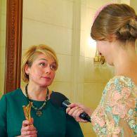 Лилия Гриневич получила премию «Женщина Украины» по версии журнала «Единственная»