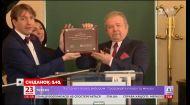 Михайло Поплавський  презентував у Кембриджі свою книгу