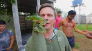 Мир наизнанку 10 сезон 4 выпуск. Бразилия. Ядовитая лягушка и традиции племени Шанинауа
