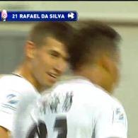 Зоря – Чорноморець – 1:0. Відео голу Рафаела Да Сілви