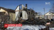 Під час пожежі у Дніпрі загинула півторарічна дівчинка, яку мати залишила вдома саму