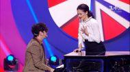 Дмитро Шуров дав ексклюзивний урок музики Марті Адамчук. Жіночий квартал
