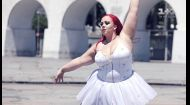 Мир наизнанку 10 сезон 23 выпуск. Бразилия. Нестандартная балерина и клип на песню «Время и Стекло»