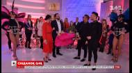 """Группа """"Rumbero's"""" презентовала свой первый альбом """"Карнавал"""" в студии Сніданка"""