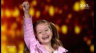 """Таїсія Скоромахова – """"Simply The Best"""" – вибір наосліп – Голос. Діти 4 сезон"""