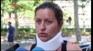 Авто врізалось у терасу ресторану у Іспанії, десятеро людей у лікарні