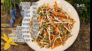 Фунчоза с овощами и крабовыми палочками - рецепты Руслана Сеничкина
