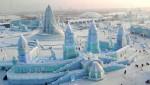 Мир наизнанку 11 сезон 4 выпуск. Китай. Как добывают лед для Харбинского ледяного фестиваля