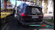 Масова евакуація авто сталася у Києві