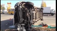 В селе под Киевом перекресток вновь стал причиной аварии