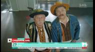 Интересное со съемочных площадок комедийных сериалов «Однажды под Полтавой» и «Великі Вуйки» – Телесніданок