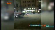 У Харкові влаштували нелегальні перегони – водіїв розшукує поліція