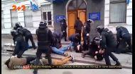 """У п'ятиріччя Революції гідності жорстокість нової поліції нагадала українцям про звірства """"Беркуту"""""""