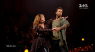 Даніель Салем і Юлія Сахневич – Румба – Танці з зірками 2019