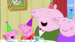 Свинка Пеппа. День народження дідуся