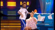 DZIDZIO та Яна Цибульська – Квікстеп – Танці з зірками 2019
