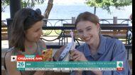 Що в сумці у Лізи Василенко та як правильно знімати відео для соцмереж –  Телесніданок