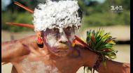 Вождь Яномамі провів головний шаманський ритуал «Рікура»
