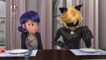 Леді Баг і Супер Кіт. Оборонець