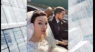 Чому Анастасія Приходько лише через 7 років після розпису в РАГСі наважилася взяти шлюб в церкві