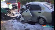 Смертельна аварія під Києвом – загинули три людини