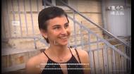 """Інтерв'ю з Кошовим заради життя: """"Гроші"""" здійснили мрію хворої на рак Насті Сисоєвої"""