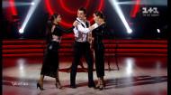 Ксения Мишина, Женя Кот и Michelle Andrade – Танго – Танцы со звездами 2019