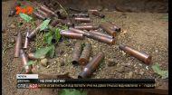 На околицях селища Чермалик лунали потужні розриви