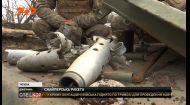 На позиції українських оборонців знову прилетіла протитанкова керована ракета