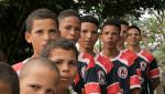 Мир наизнанку 10 сезон 30 выпуск. Бразилия. В гостях у самой известной футбольной семьи Бразилии