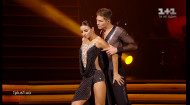 Володимир Остапчук та Ілона Гвоздьова – Румба – Танці з зірками 2019