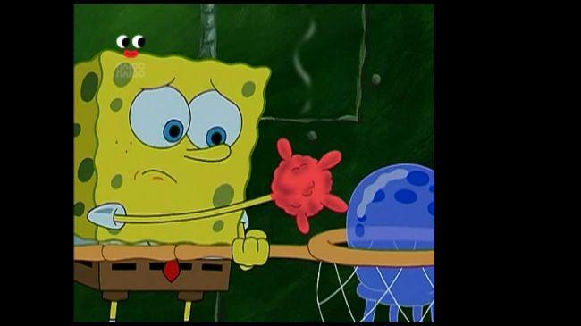 Губка Боб Квадратні Штани 2 сезон 39 серія. Мисливець на медуз. Смажені гри