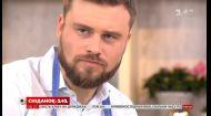 Єгор Гордєєв готує дієтичні вівсяні млинці