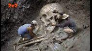 В Калифорнии нашли гигантские скелеты