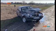 На трасі у Запорізькій області в аварію потрапило відразу сім автомобілів