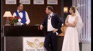 Молодята вирішили виконати подружній обов'язок без сторонніх у готелі