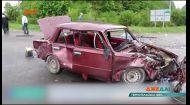 На Тернопільщині водій не пропустив авто: загинуло дві людини