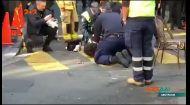 У центрі Сіднея чоловік з мачете накинувся на перехожих