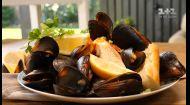 """Бельгийское блюдо """"Мидии в традиционном соусе"""" - Вкусный мир с Евгением Клопотенко"""
