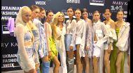 Модний показ на Ukrainian Fashion Week