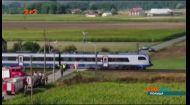 Жінка з двома дітьми потрапила під колеса одразу двох потягів у Польщі