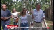 Олена Зеленська побувала з візитом в Артеку під Києвом