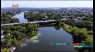 Екологічна катастрофа: машина з хімікатами впала в річку Рось