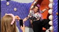 Эксклюзивное интервью с израильской победительницей Евровидения Netta