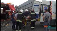 У Тернополі порізали фуру, щоб витягти водія – огляд ДТП за 11 вересня 2019 року